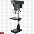 "JET 354500 1HP 1PH 15"" 6 Speed Floor Model Drill Press 115/230V"