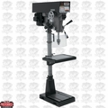 "JET 354551 1HP 3PH 230/460V 15"" Vari Speed Floor Drill Press"