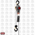 JET 376103 JLH Series 3/4 Ton Lever Hoist, 20' Lift with Overload Protection