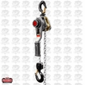JET 376301 JLH Series 1-1/2T Lever Hoist 10' Lift with Overload Protection