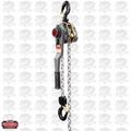 JET 376503 JLH Series 3 Ton Lever Hoist, 20' Lift with Overload Protection