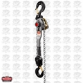 JET 376602 JLH Series 6 Ton Lever Hoist, 15' Lift with Overload Protection