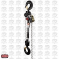 JET 376701 JLH Series 9 Ton Lever Hoist, 10' Lift with Overload Protection
