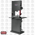 JET 414418 1-1/2 HP 1PH 115/230V Metal/ Wood Vertical Band Saw