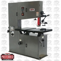 "JET 414470 3HP 3PH 230/460V 36"" Vertical Band Saw"