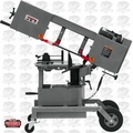 JET 424463 HVBS-10 DMW Dual Mitering Portable Bandsaw 1HP 115V 1PH