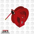 "JET 426238 3/8"" x 50' AHR-50 Steel Air or Water Hose Reel"