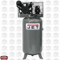 JET 506801 5HP 230V 1Ph 80 Gallon Vertical Air Compressor