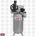 JET 506804 7.5HP 230/460V 3Ph 80 Gallon Vertical Air Compressor