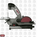 "JET 577004 3/4HP 1PH 115V 2X42 Bench Belt + 8"" Disc Sander"