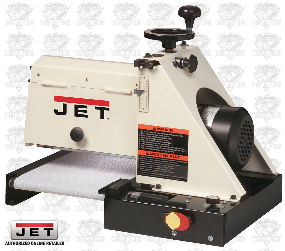 Jet 628900 10 20 Plus 1 Hp 1 Ph 115 V Benchtop Sander