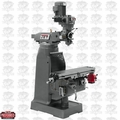 JET 690017 2HP 1PH 115/230V Mill PLUS X and Y Table Powerfeed
