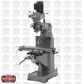 JET 690036 Vertical Milling Machine 1-1/2 HP, 1 PH, 115/230 V