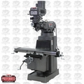 JET 690050 3HP 3PH 230/460V VS Vertical Milling Machine