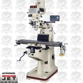 JET 690180 Variable Speed Vertical Milling Machine 115/230V 1PH