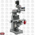 JET 690213 1.5HP 3PH 115/230V Mill + VUE 3-AXIS QUILL, X-TPFA
