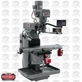 JET 690223 JTM1050EVS Mill w/ 3-Axis DP700 DRO, X and Z-Axis Powerfeeds