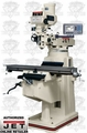 JET 690306 Vertical Milling Machine PLUS 300S DRO and X-TPFA