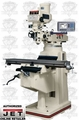 JET 690307 Vertical Milling Machine PLUS 300S DRO, X and Y-TPFA