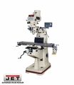 JET 690400 JTM-4VS Mill with 3-Axis Acu-Rite 200S DRO & Air Draw Bar