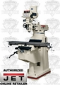 JET 690403 Vertical Milling Machine PLUS VUE DRO and X-AXIS TPFA