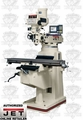 JET 690409 Vertical Milling Machine PLUS VUE DRO + X-TPFA