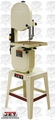 JET 708113A Model JWBS-14OS Bandsaw PLUS Open Stand
