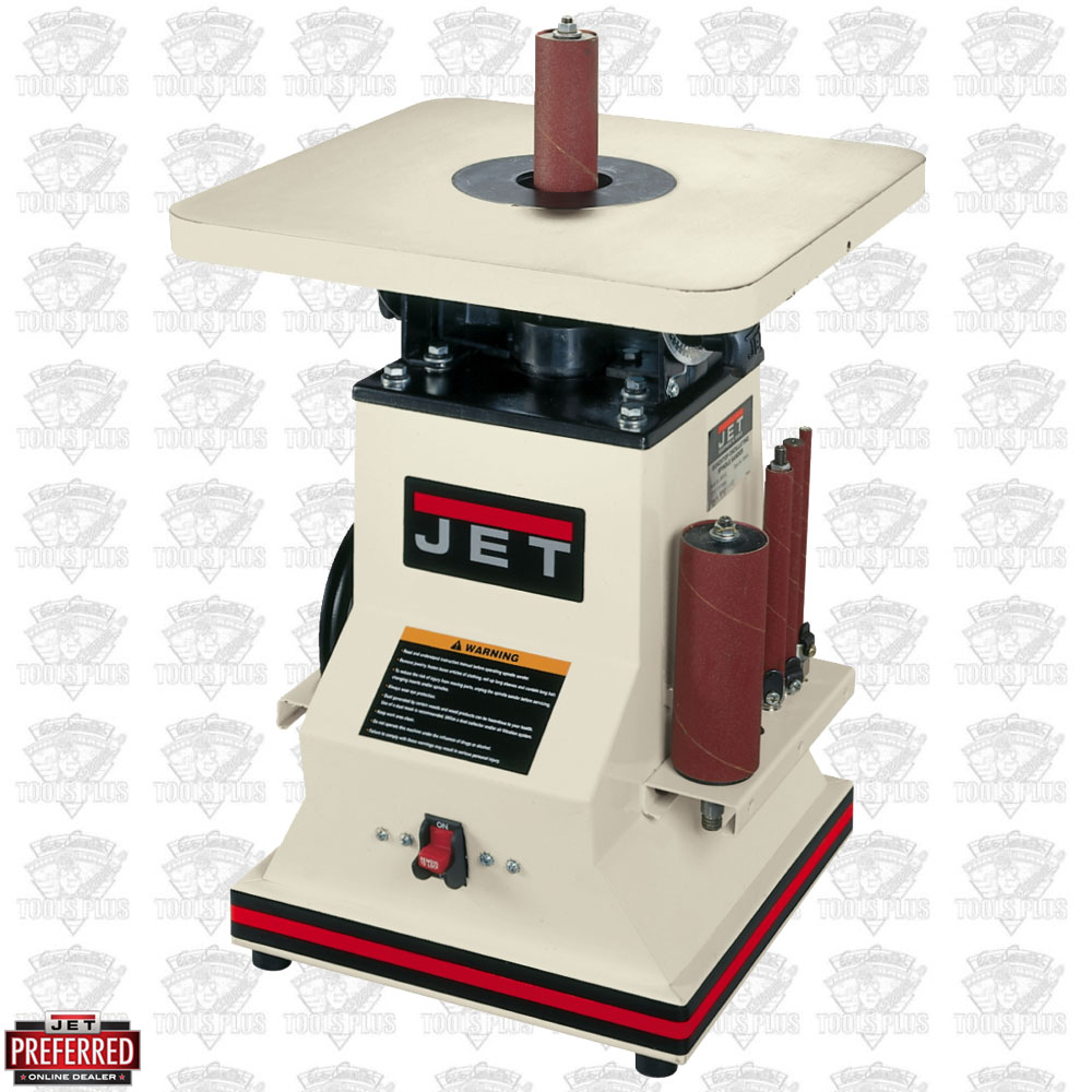 jet 708404 benchtop oscillating spindle sander. Black Bedroom Furniture Sets. Home Design Ideas