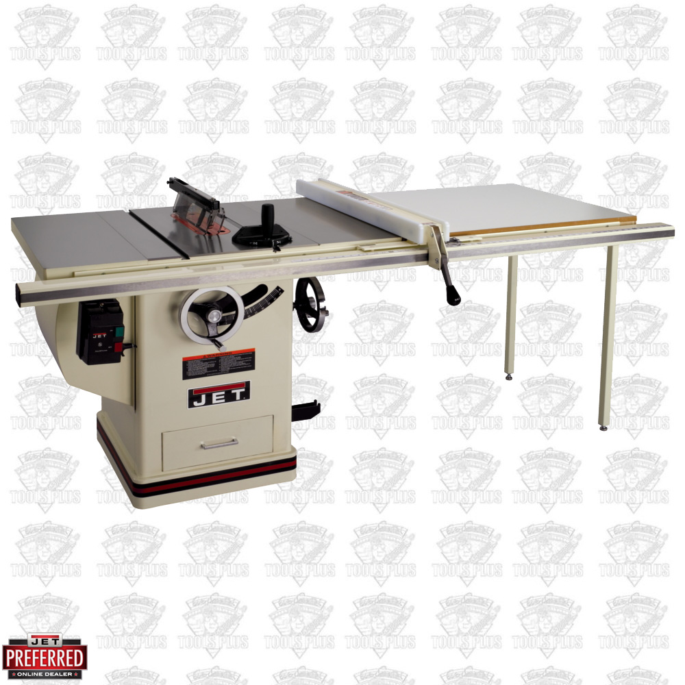 Jet 708677pk 10 Quot Deluxe Xacta Table Saw 50 Quot Xacta Fence