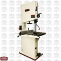 "JET 708755B Model JWBS-20QT-5 20"" Bandsaw With Quick Tension"