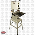 JET 714000 10'' Open Stand Bandsaw
