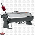 "JET 754105 50"" x 16 Gauge Bench Model Box + Pan Brake"