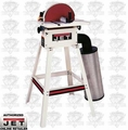 """JET 708432K JDS-12OS 12"""" Disc Sander PLUS Open Stand and Dust Cannister"""