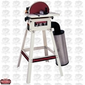 "JET 708432K JDS-12OS 12"" Disc Sander PLUS Open Stand and Dust Cannister"