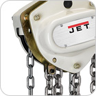 JET L-100 Series Chain Hoists