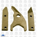 Kett KIT-109 Fiber Cement Blades Set
