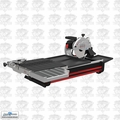 "Lackmond BEAST10 10"" The Beast Wet Tile / Stone Saw w/ BP Porcelain Blade O-B"
