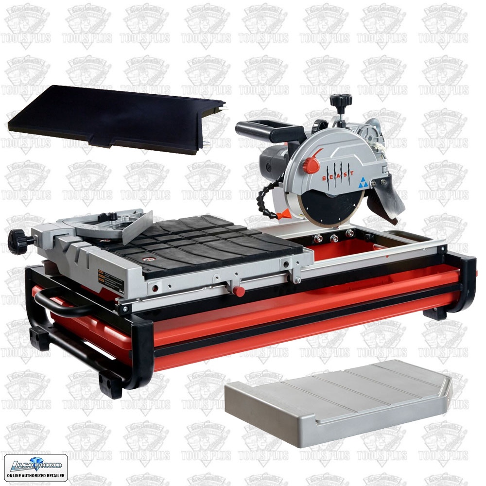 Lackmond Beast7 7 Quot Beast Bench Top Wet Tile Saw W Side