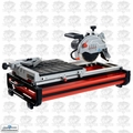 "Lackmond BEAST7 7"" The Beast Bench Top Wet Tile Saw OB"