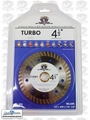 Lackmond TB4.5SPL Continous Rim Diamond Blade