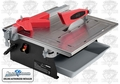 "Lackmond WTS550 7"" The Beast Bench Top Wet Tile Saw"