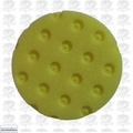"Lake Country 78-54400-1 4"" Yellow CCS Spot Buffs Foam Pad"