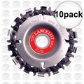 Lancelot 45814 10pk 14 Tooth Chain & Disc