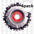Lancelot 45814 4pk 14 Tooth Chain & Disc