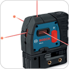 Laser Lines and Measuring Devices