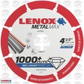 "Lenox 1972921 4-1/2"" x 7/8"" Metal Max Diamond Saw Blade"