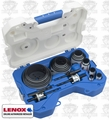 Lenox 2000G 26pc Industrial Big Daddy Bi-Metal Hole Saw Kit