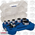 Lenox 700G 7 pc Bi-Metal General Purpose + Locksmith Hole Saw Kit 30807700G