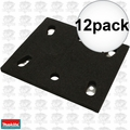 Makita 158324-9 Genuine Makita Replacement Backing Pad for BO4556 12x