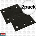 Makita 158324-9 2pk Replacement Backing Pad for BO4556 Genuine